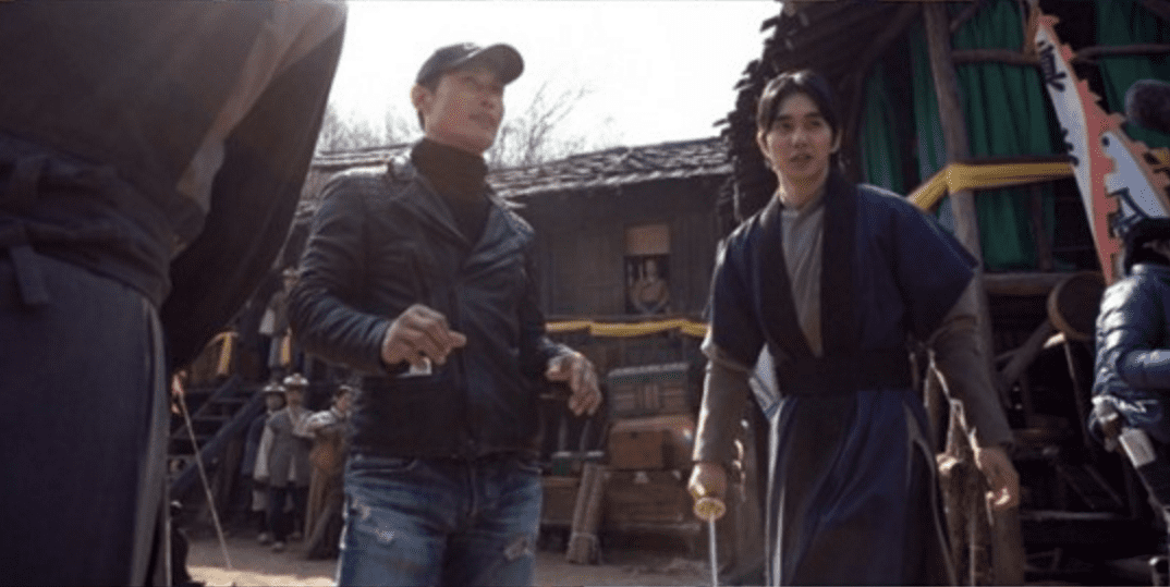 Yoo Seung Ho Receives High Praise From Martial Arts Director And Production Staff For Action Scenes In Ruler: Master Of The Mask