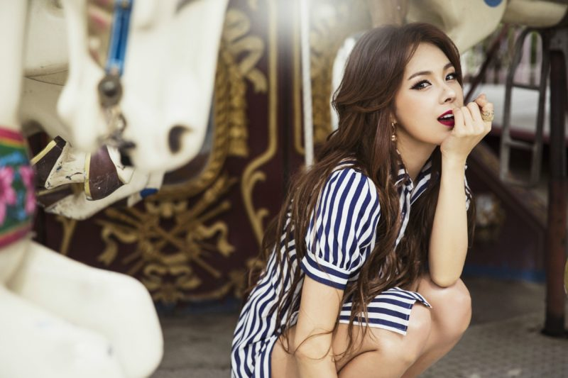 Chae Yeon Apologizes For Her Behavior At EXOs Concert