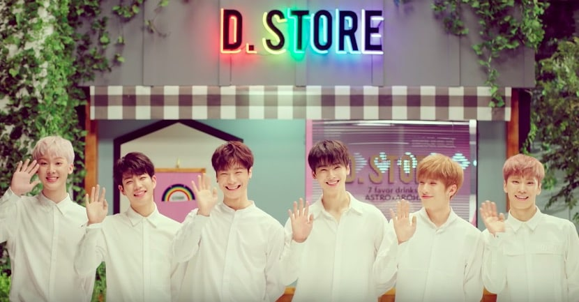 "Watch: ASTRO Calls You ""Baby"" In Colorful And Adorable New MV"