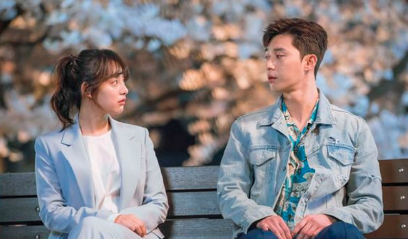 """Park Seo Joon Or Kim Ji Won: Who Will Fall For Who On """"Fight My Way"""""""