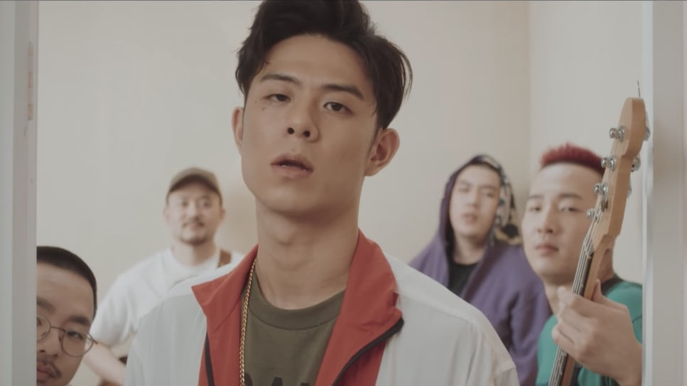"""Watch: Beenzino Releases MV For """"All Day"""" On Enlistment Day + Reveals Video Of Him Shaving His Head"""