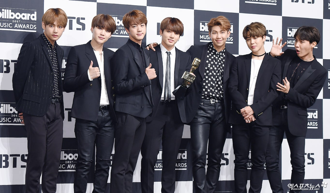 BTS Explains How They Were Able To Win At Billboard Music Awards