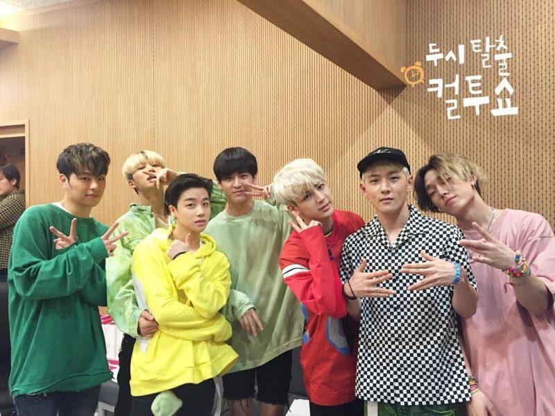 iKON Playfully Ranks Their Members In Order Of Attractiveness