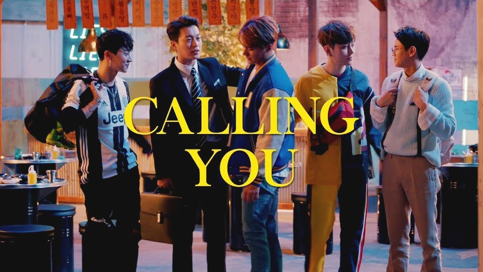 "Watch: Highlight Can't Stop ""Calling You"" In Eye-Catching MV For Repackaged Album"