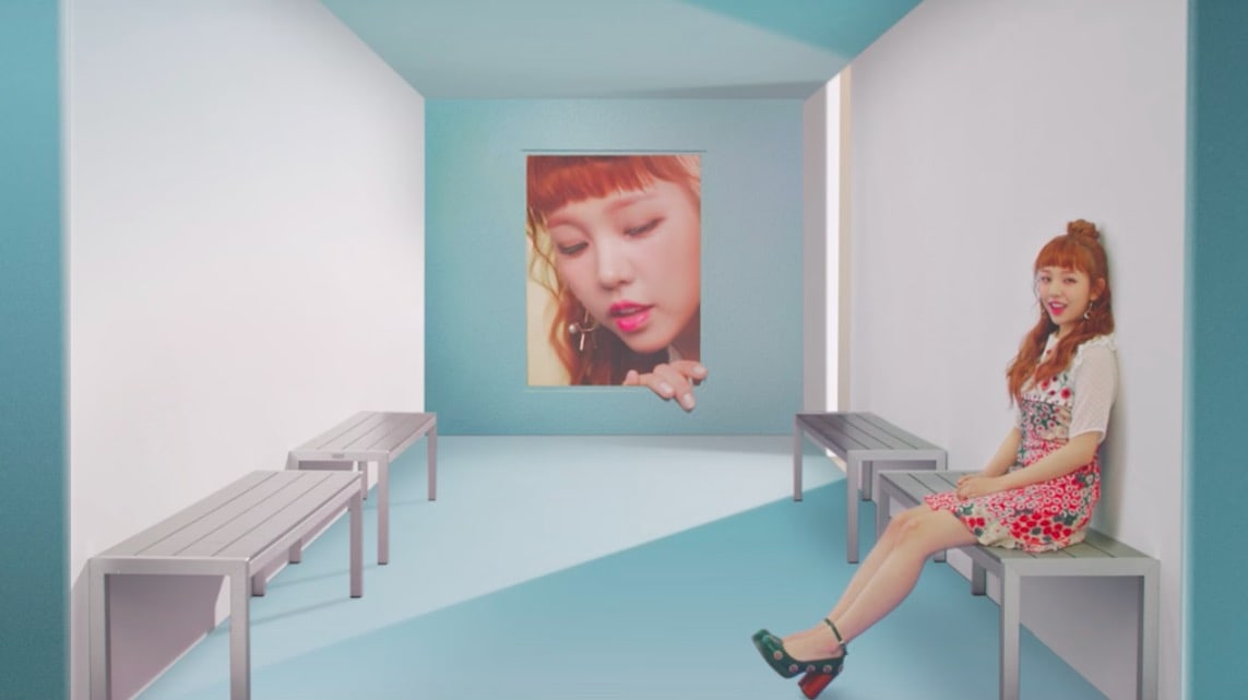"Watch: Baek A Yeon Can't Stand Hearing ""Sweet Lies"" Anymore In New MV"