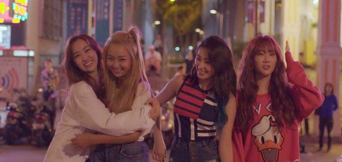 """Watch: SISTAR Releases MV Teaser For Final Track """"Lonely"""""""