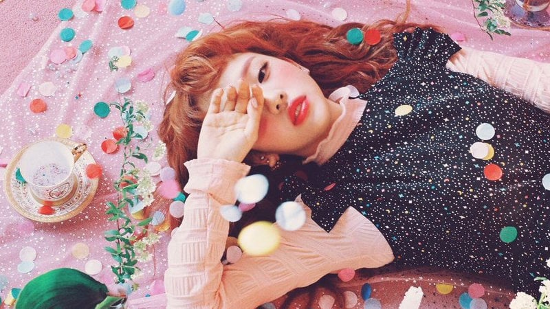 Baek A Yeon Talks About What She Really Wants To Receive From Park Jin Young