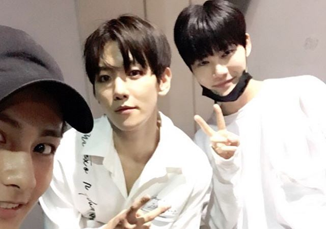 """Former """"Produce 101 Season 2"""" Trainee Seong Hyun Woo Shares Emotional Thoughts After Attending EXO's Concert"""