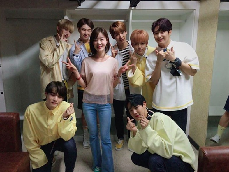 Han Sun Hwa Talks About Her Brother Han Seungwoo And His Group VICTON