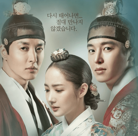 """Queen For 7 Days"" Exudes Passion And Melodrama In Latest Posters"