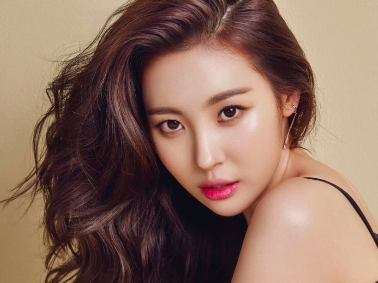 Sunmis Agency Responds To Reports Of Her Making A July Solo Comeback