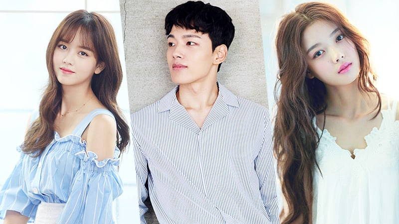 Yeo Jin Goo Expresses His Fondness For Actresses Kim Yoo Jung and Kim So Hyun