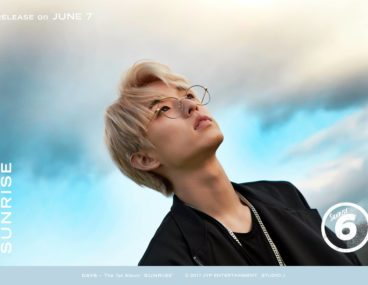 Jae DAY6 Sunrise