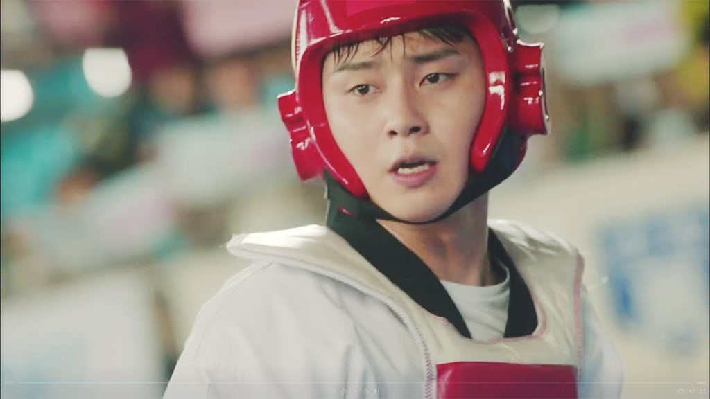 """""""Fight My Way"""" To Reveal The Real Reason Why Park Seo Joon's Character Quit Taekwondo"""