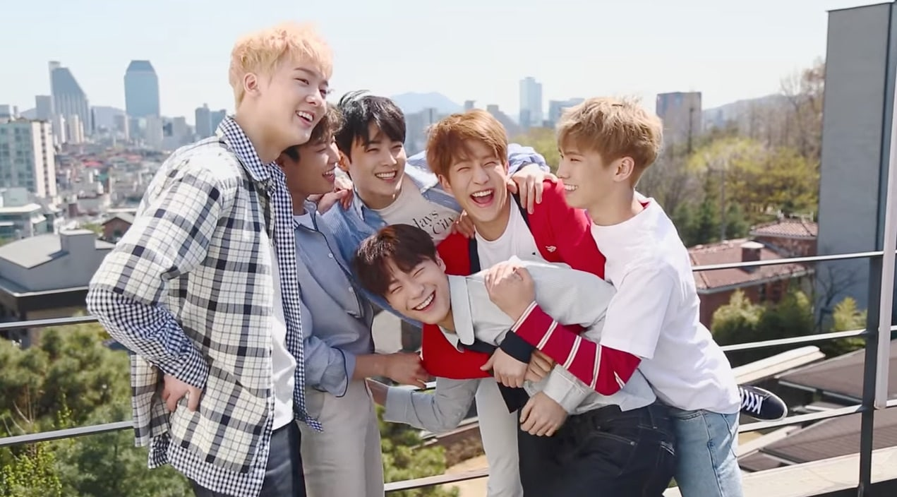 Watch: ASTRO Members Are All Smiles And Full Of Energy In Behind-The-Scenes Video Of 4th Mini Album