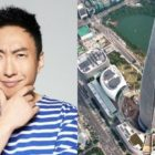 "Park Myung Soo Attempts To Clean Windows Outside 5th Tallest Building In The World For ""Infinite Challenge"""