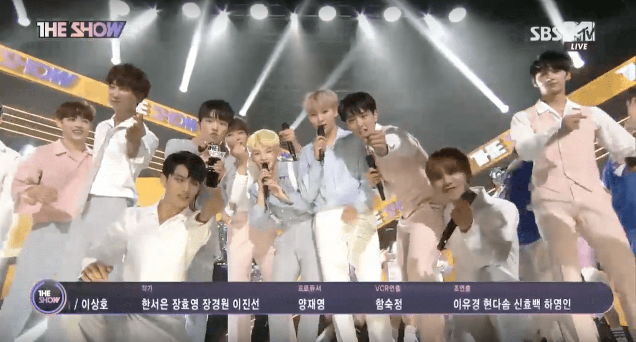 Watch: SEVENTEEN Takes Their 1st Win For Dont Wanna Cry On The Show, Performances By VIXX, ASTRO, APRIL, And More