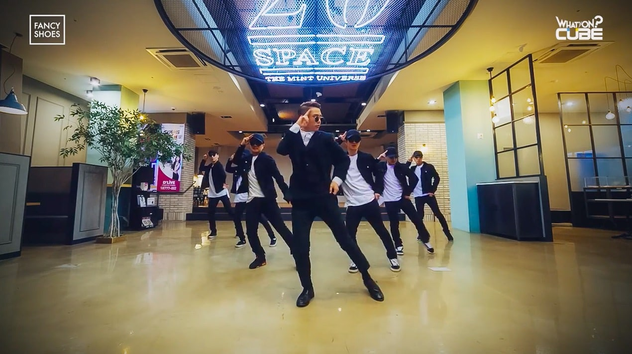 Watch: BTOBs Ilhoon Shows Off His Moves And Style In Choreography Practice Video For Fancy Shoes