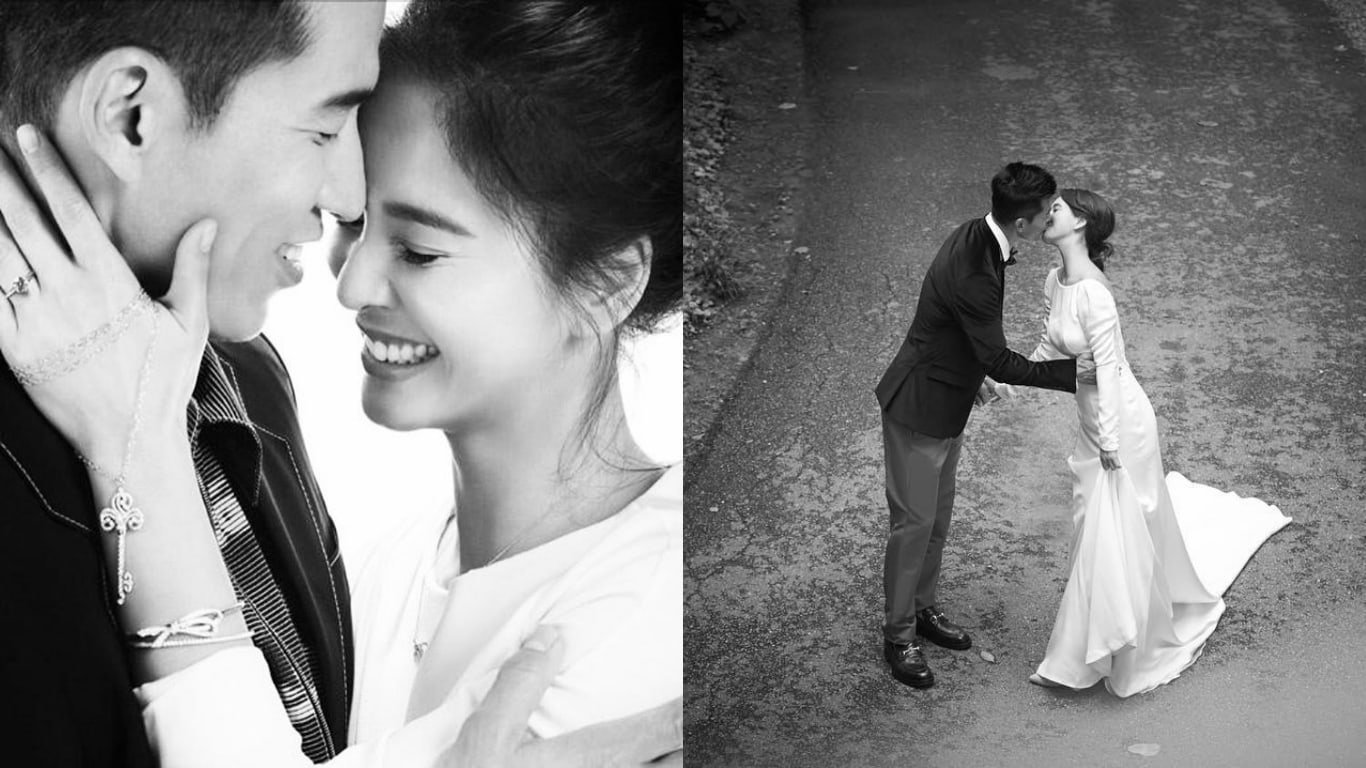 Sean Celebrates 6,000 Days Since He Fell In Love With Wife Jung Hye Young