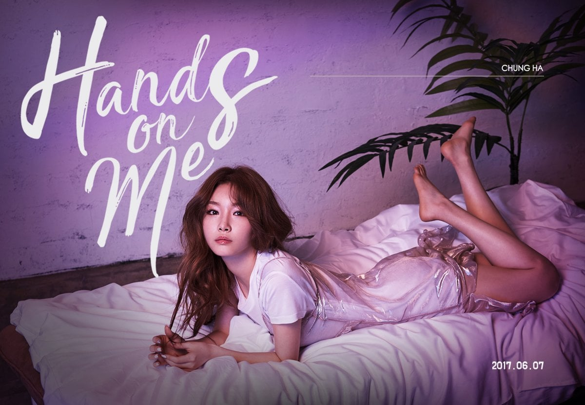 Update: Kim Chungha Unveils New Teaser Photo For Upcoming Solo Debut