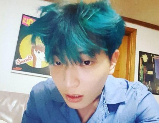 Jeong Jinwoon's Solo Comeback Date Confirmed
