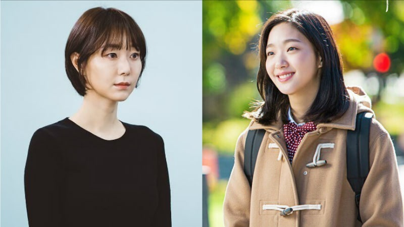 Lee Yoo Young Shares About The Advice And Encouragement Kim Go Eun Gave Her