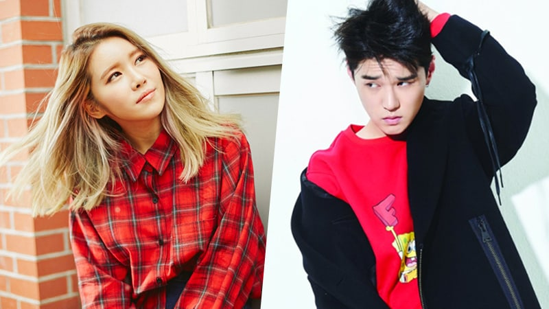 """Suran Gives Dean A 10 Out Of 10 As The Producer Of Her Upcoming Title Track """"1+1=0"""""""