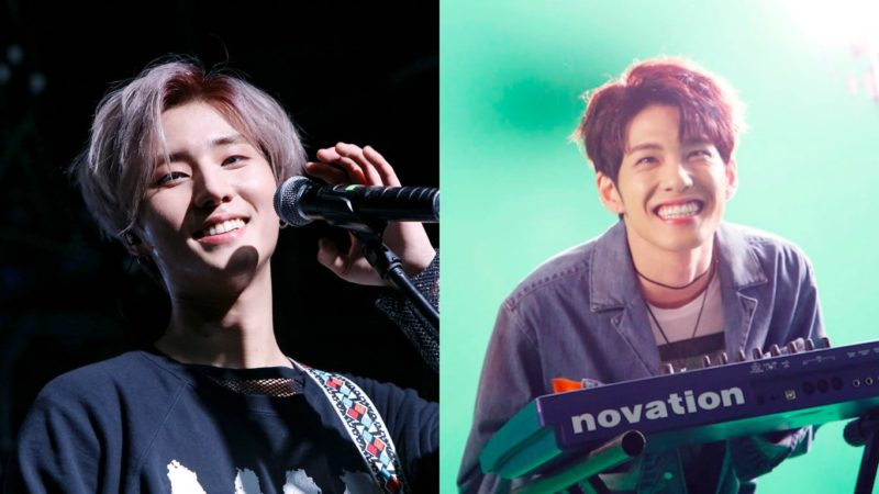 "DAY6's Young K And Wonpil To Be Special MCs On ""M!Countdown"""