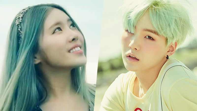 Suran Clarifies That She Did Not Choose To Work With BTS's Suga Because Of His Group's Popularity