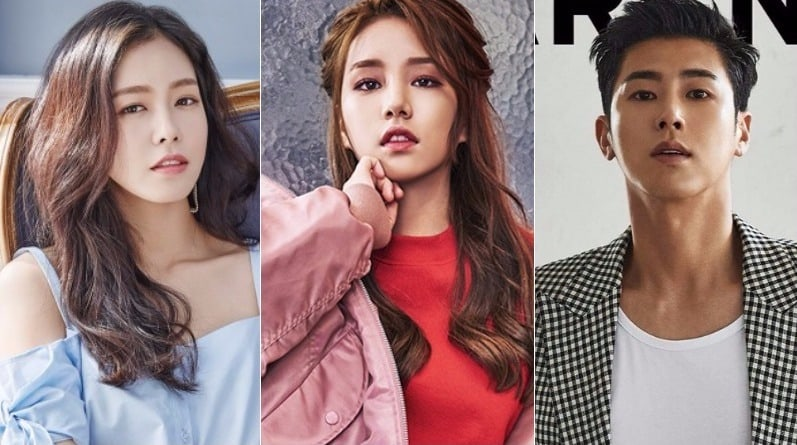 LABOUMs Solbin To Join Kyung Soo Jin And TVXQs Yunho In New Drama