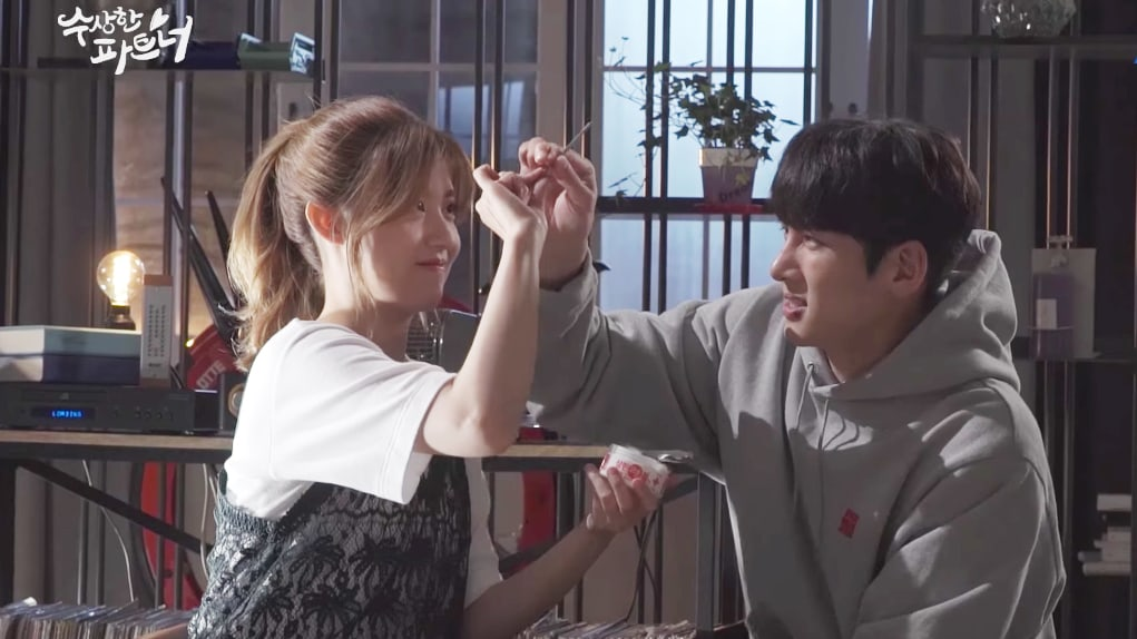Watch: Ji Chang Wook Is A Total Kid Around Nam Ji Hyun In Suspicious Partner Making Video