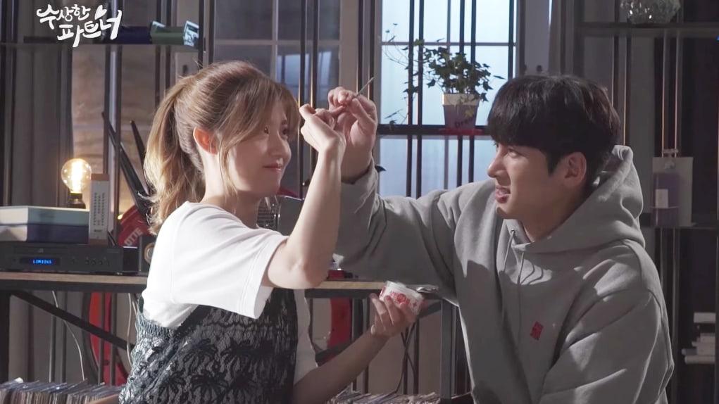 "Watch: Ji Chang Wook Is A Total Kid Around Nam Ji Hyun In ""Suspicious Partner"" Making Video"