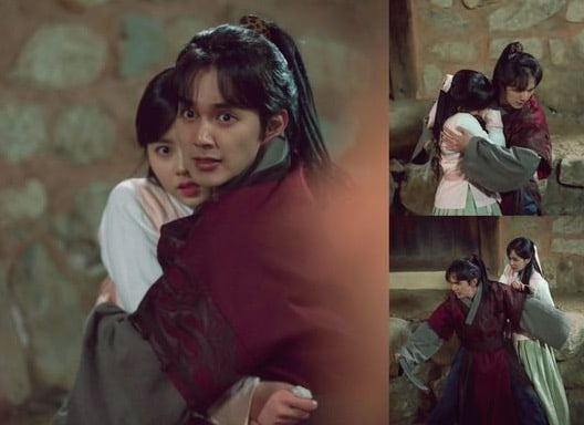 Yoo Seung Ho To Risk His Life For Kim So Hyun In Ruler: Master Of The Mask