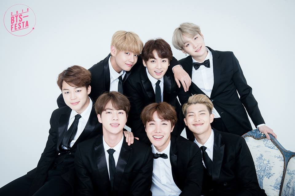 BTS Begins 2017 Anniversary Festa By Sharing Hints At Whats To Come Through Opening Ceremony Skit