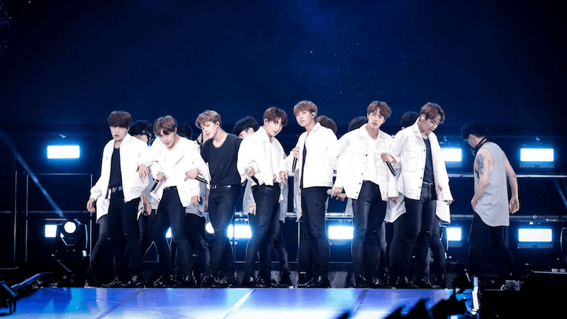 BTS Earns Over $2 Million From Single Concert, Taking Spot In Top 5 Of Billboards Boxscore Chart This Week