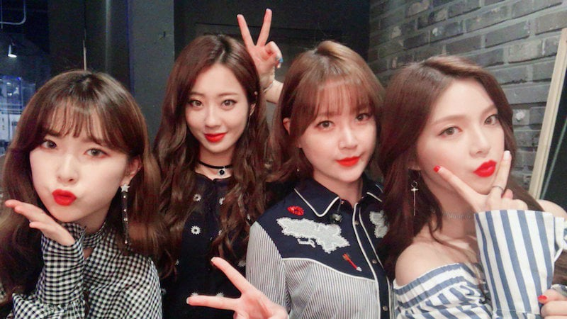 Star Empire Addresses 9MUSES's Member Lineup For Upcoming Release