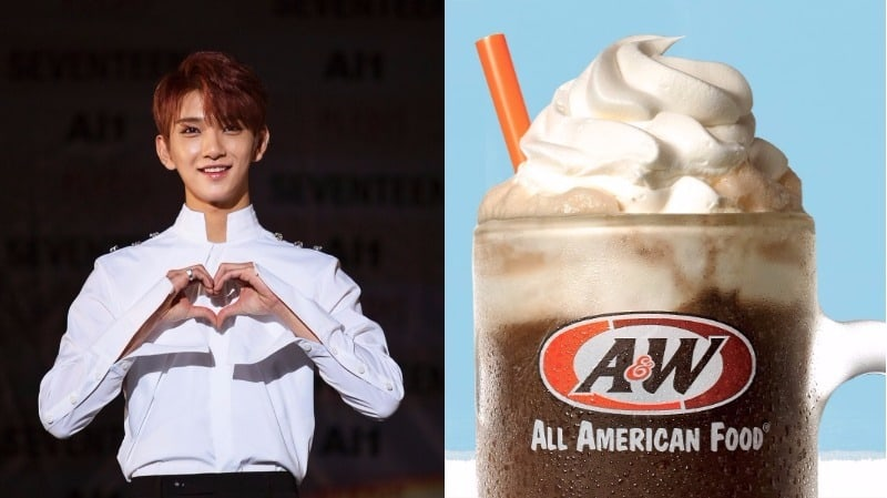 AW Restaurants Hilariously And Adorably Outs Themselves As Carats To SEVENTEENs Joshua