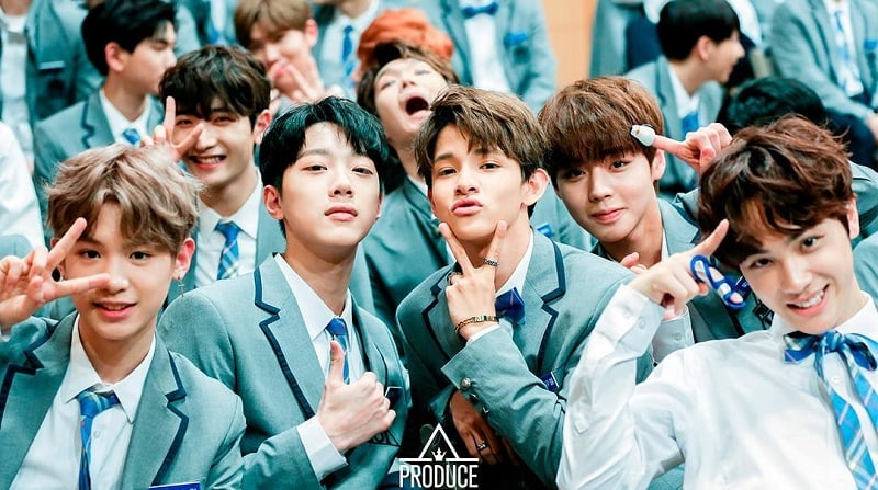 15 Hilariously Adorable Moments From Produce 101 Season 2 So Far