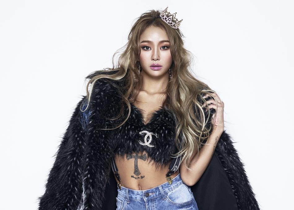 Hyorin Announces That She Will Be Striking Out On Her Own Without Starship Entertainment