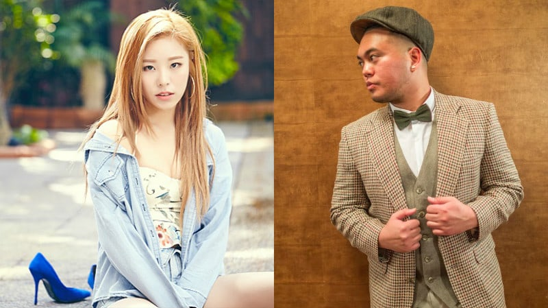 MAMAMOOs Wheein And Jeff Bernat To Release Collaboration Song