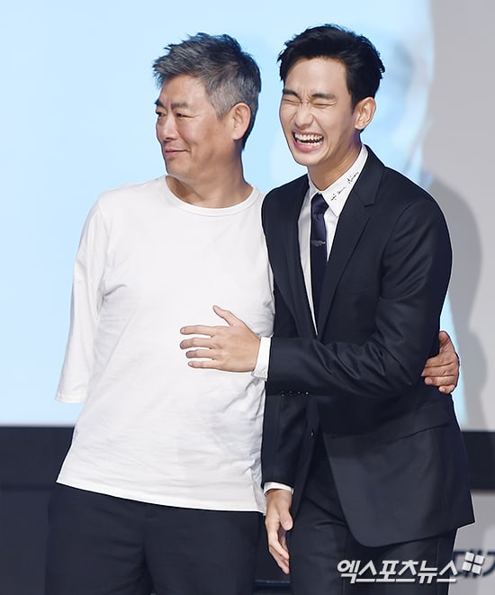 Sung Dong Il Says Working With Kim Soo Hyun On Real Was A Dream Come True
