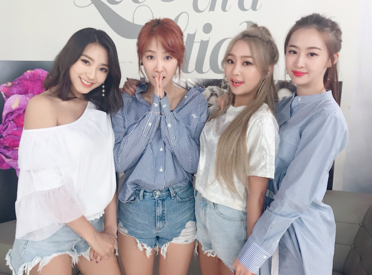 SISTAR Talks About Their Final Promotions During Their Last Live Broadcast
