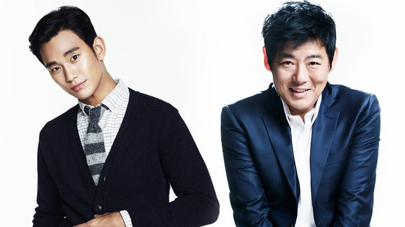 "Sung Dong Il Says Working With Kim Soo Hyun On ""Real"" Was A Dream Come True"