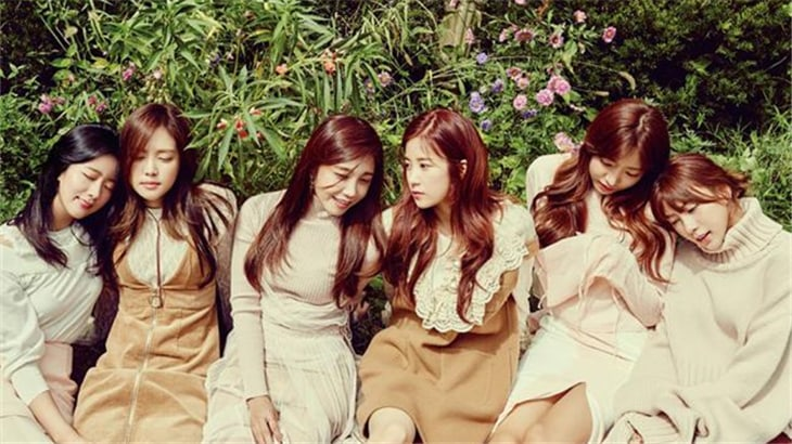 Apink Reveals Official Comeback Date And More Details