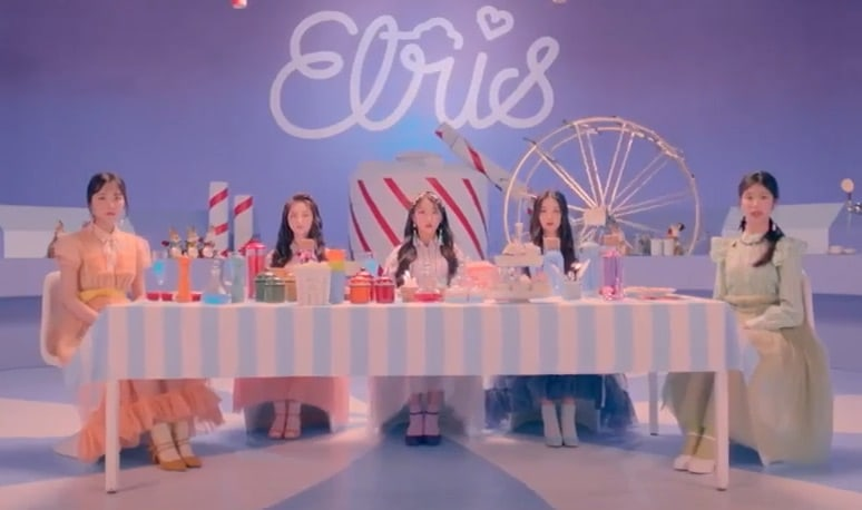 Watch: Girl Group ELRIS Makes Whimsical Debut With WE,first MV