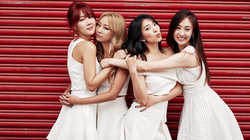 SISTAR Discusses Breakup And Possibility Of Future Reunion In New Interview