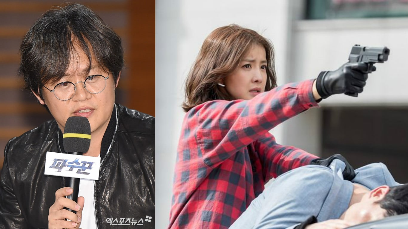 """""""Lookout"""" PD Has Nothing But High Praise For Lead Actress Lee Si Young And Her Love Of Action Scenes"""