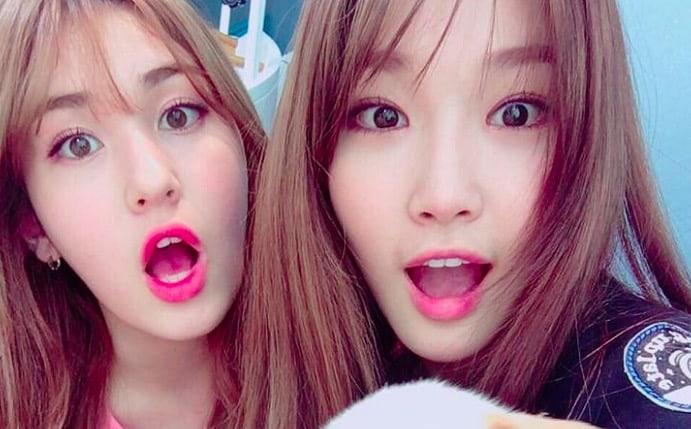 "Jeon Somi Explains Why A Scene She Filmed With Kim Chungha Was The Hardest On ""Idol Drama Operation Team"""