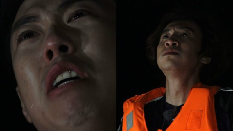 """Lee Kwang Soo And Yang Se Chan Shed Tears In Middle Of The Ocean On """"Running Man"""""""