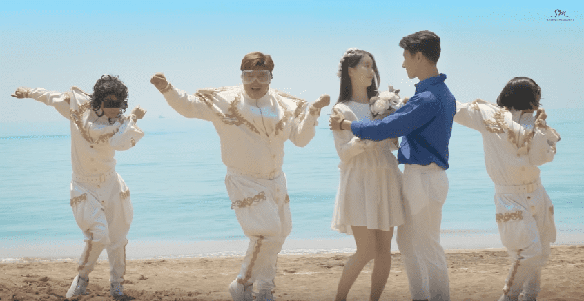"Watch: Super Junior's Shindong And UV Release Hilariously Quirky MV For ""Marry Man"""